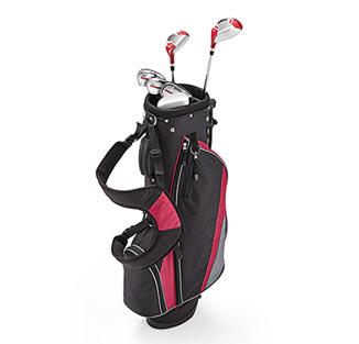 Kije golfowe - zestaw dla kobiet za 337,76zł i mężczyzn za 304,56zł @ Tchibo