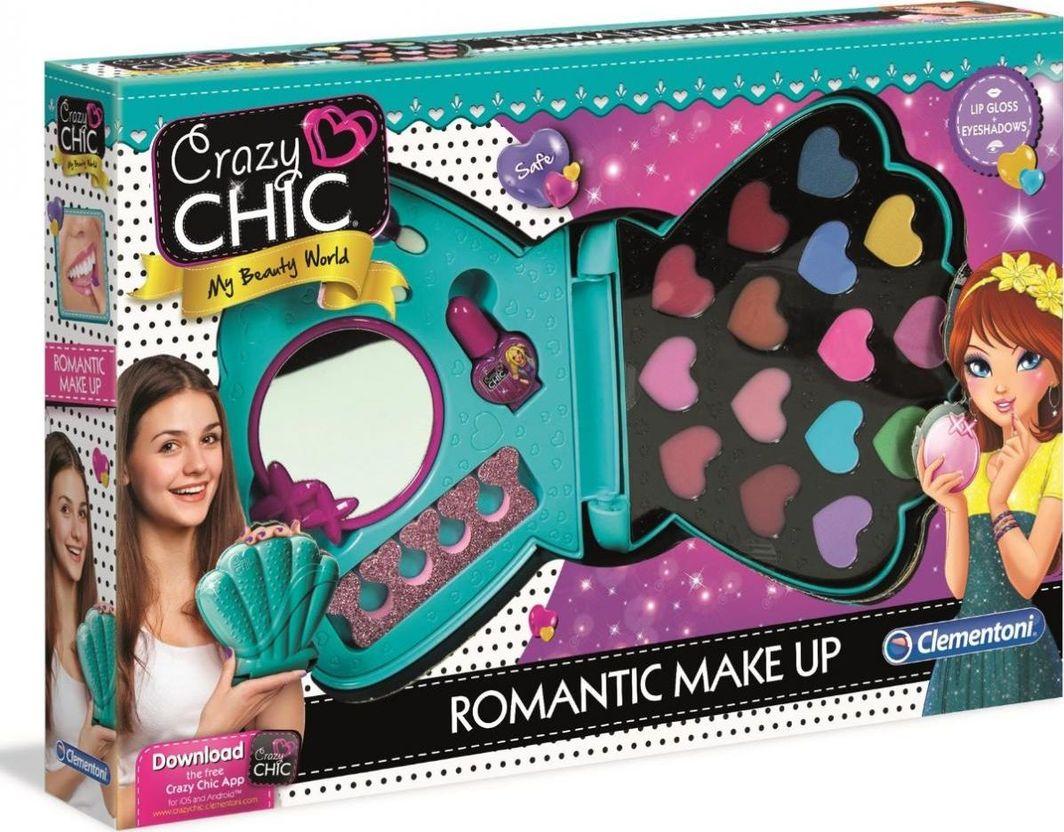 Clementoni Crazy Chic Romantyczny Makijaż