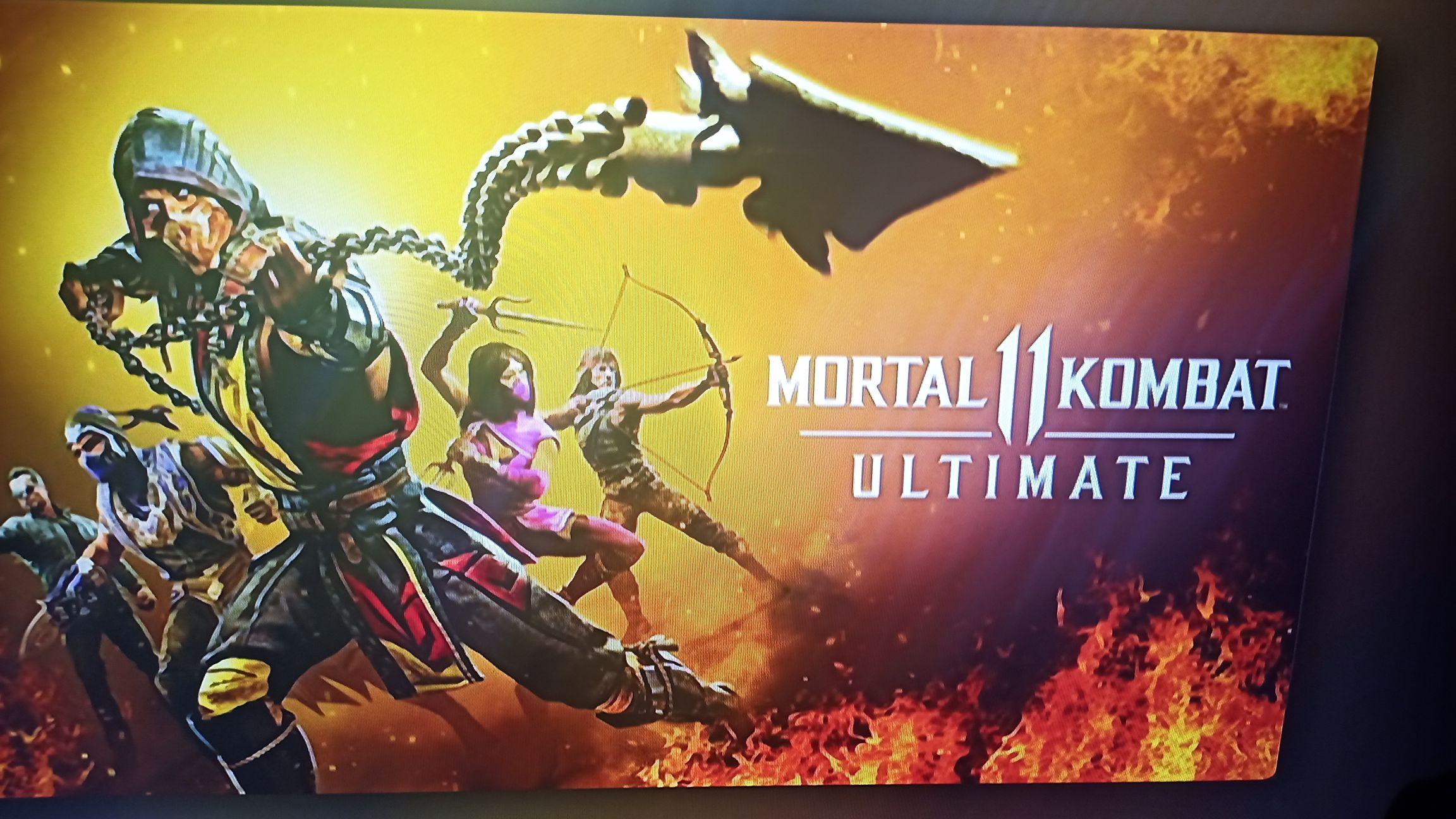 Mortal Kombat 11 Ulitimate xbox