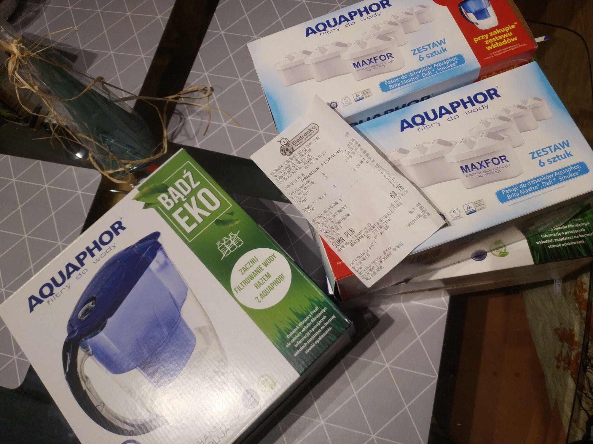 Filtry aquaphor Biedronka - rabat przy zakupie 2