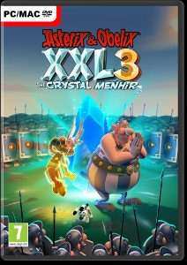 PC Asterix & Obelix XXL3: The Crystal Menhir