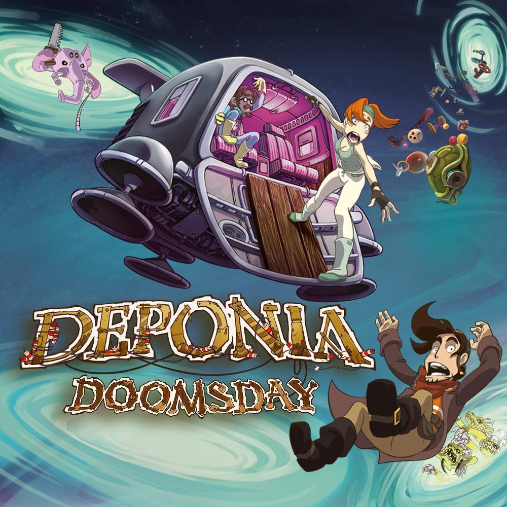 Deponia Doomsday @ Switch (£1.79)