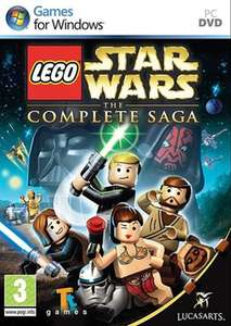 LEGO Star Wars: The Complete Saga za ok. 5,20zł @ Game