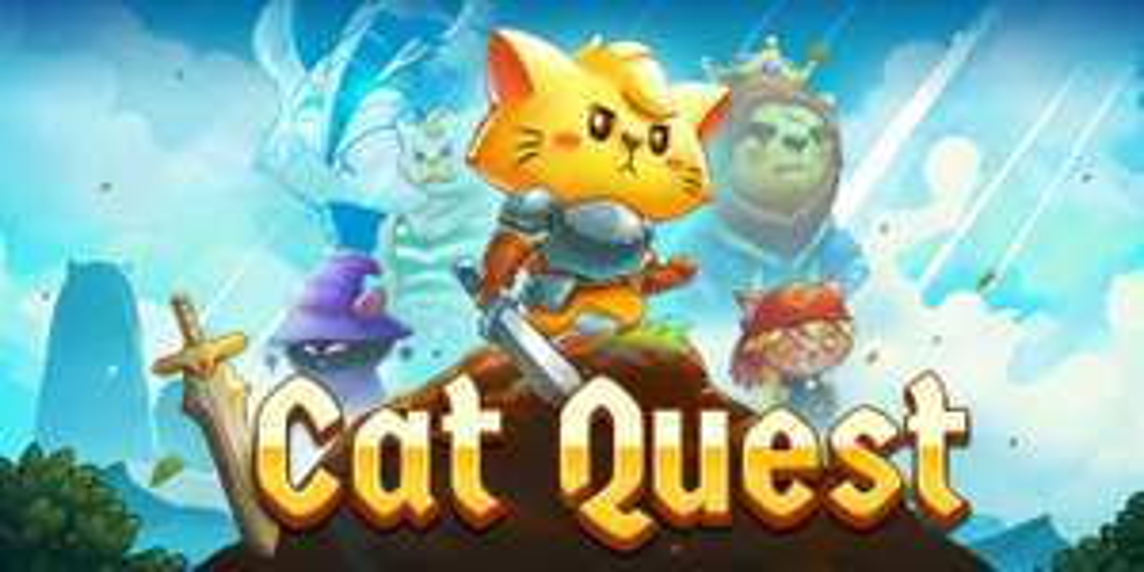 Cat Quest na Nintendo Switch (£0.99)