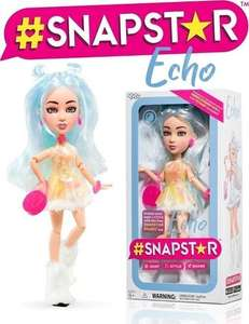 Tm Toys Lalka SnapStar Echo