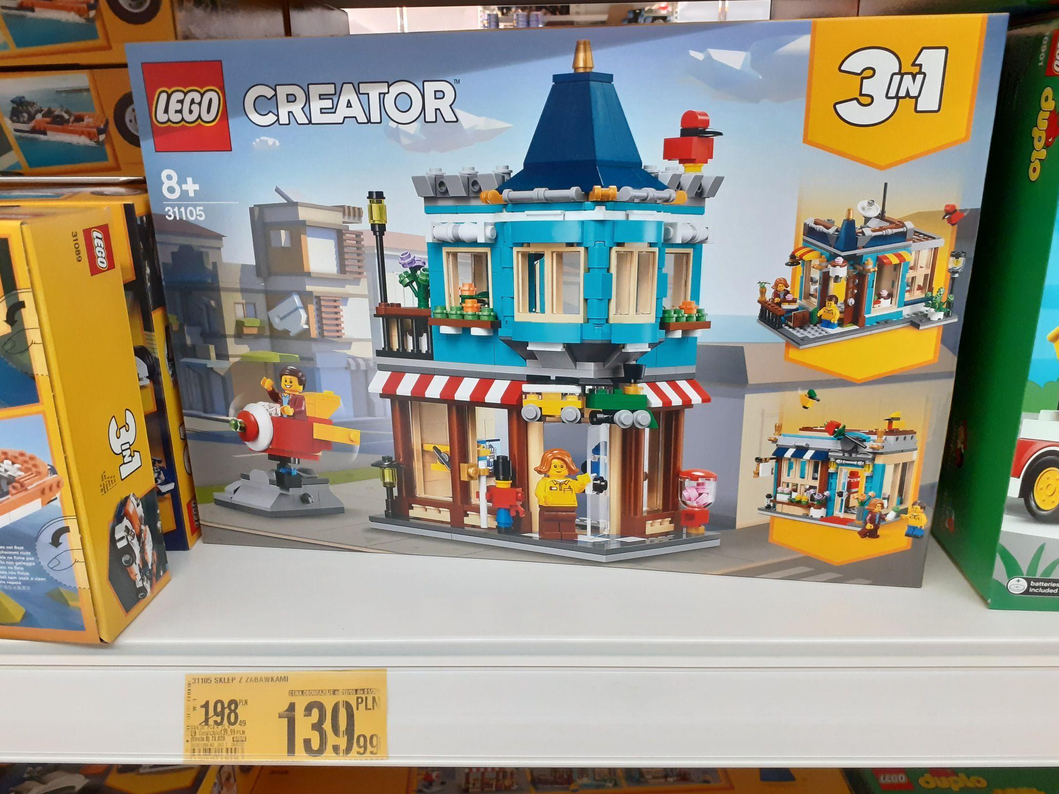 Lego Creator 31105