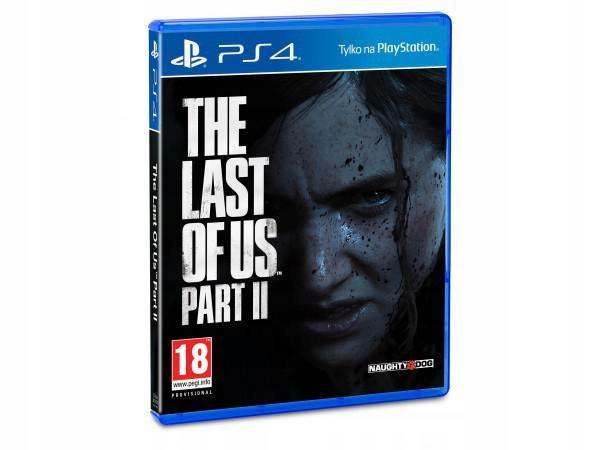 The Last of Us Part II PS4 + 8 monet