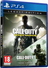 Call of Duty: Infinite Warfare - Legacy Edition [Playstation 4] za 199zł @ 3kropki