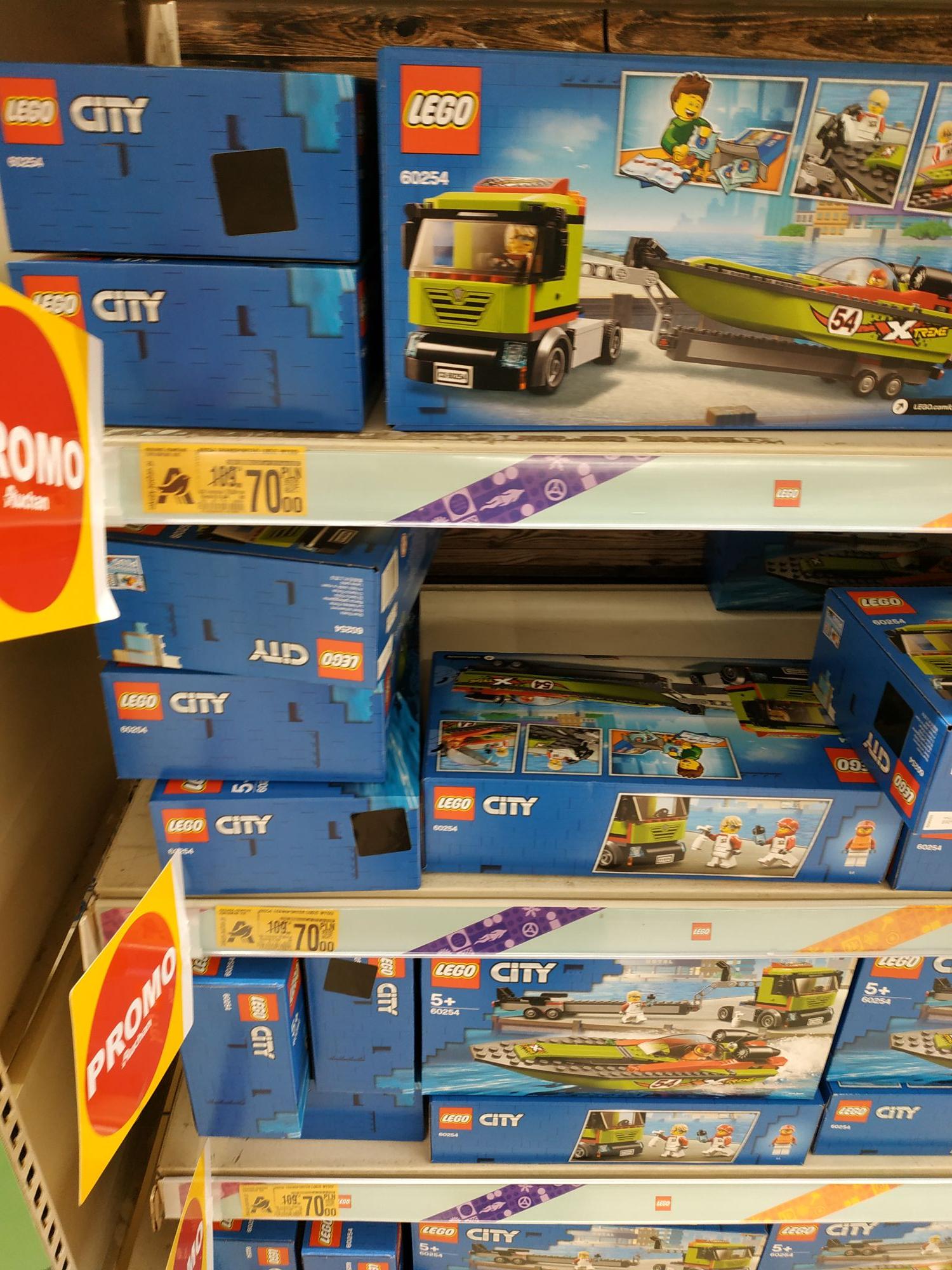 lego 60254 Auchan Bielany