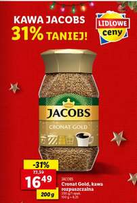 Kawa Jacobs Cronat Gold - Lidl