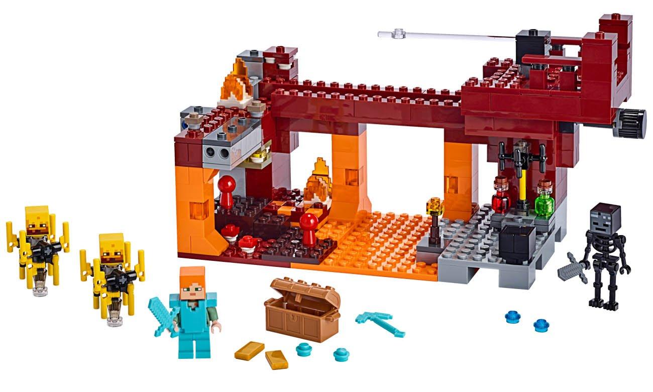 LEGO 21154 Minecraft - Most Płomyków