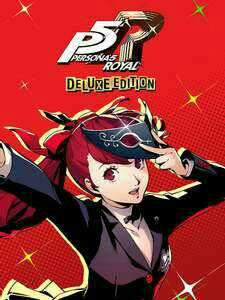 Persona 5 Royal Deluxe Edition - promocja PlayStation Store
