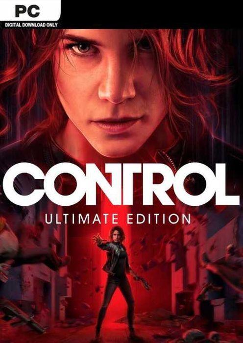 Control Ultimate Edition (klucz steam) @CDkeys