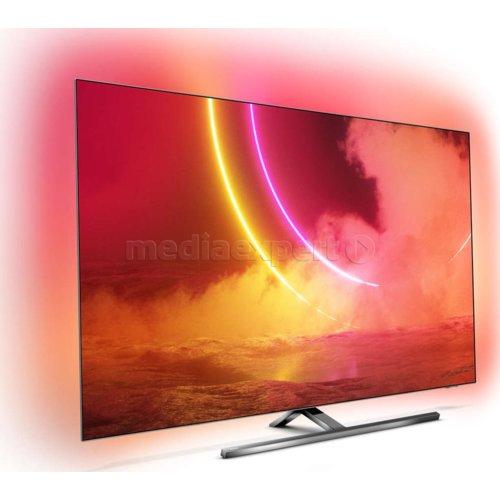 Telewizor PHILIPS OLED 65OLED855/12 + Toster Zelmer 80,72 zł