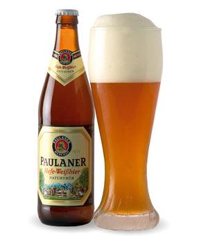 Paulaner Hefe-Weißiber 0,4l (piwo przeniczne) za 2,99zł oraz Carlsberg 0,66l za 2,44zł @ LIDL