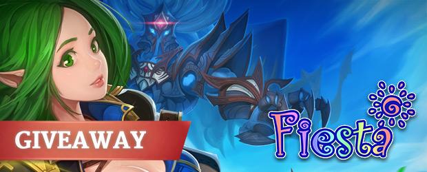 Paczka kluczy do gry Fiesta Online