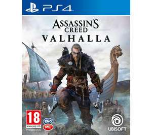 Assassin's Creed Valhalla PS4 PL