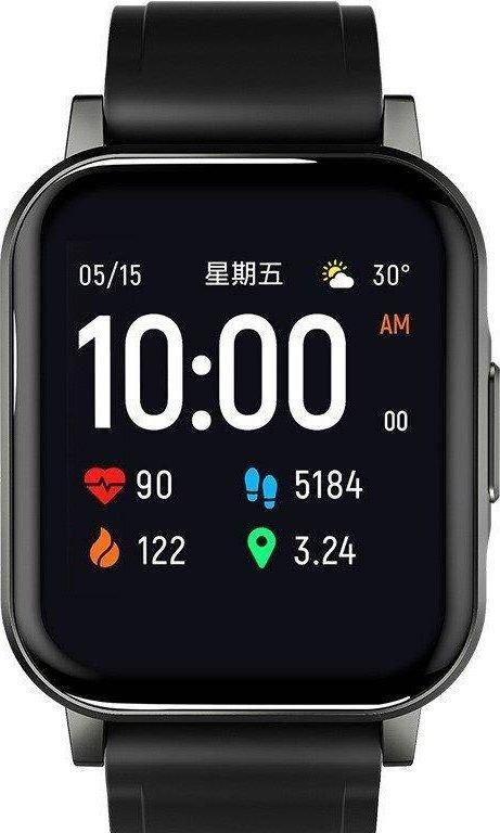 Smartwatch Xiaomi Haylou LS02 Czarny (LS02)