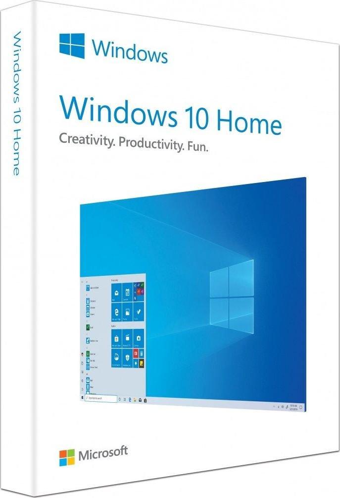 Windows 10 Home PL 32/64 bit BOX (HAJ-00070)