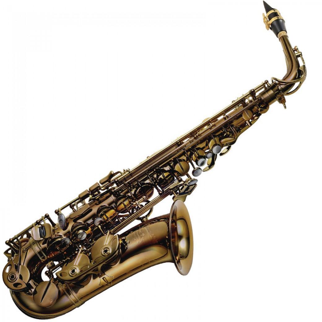 Saksofon altowy P.Mauriat Grand Dreams 285 CL, koniak lakier, grawerowana czara, korpus z mosiądzu gold