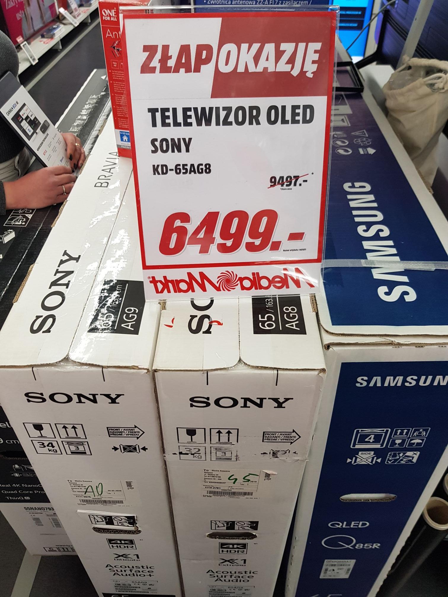 Telewizor Sony AG8