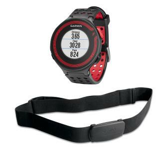 Zegarek z GPS Garmin Forerunner 220 z pasem Hr