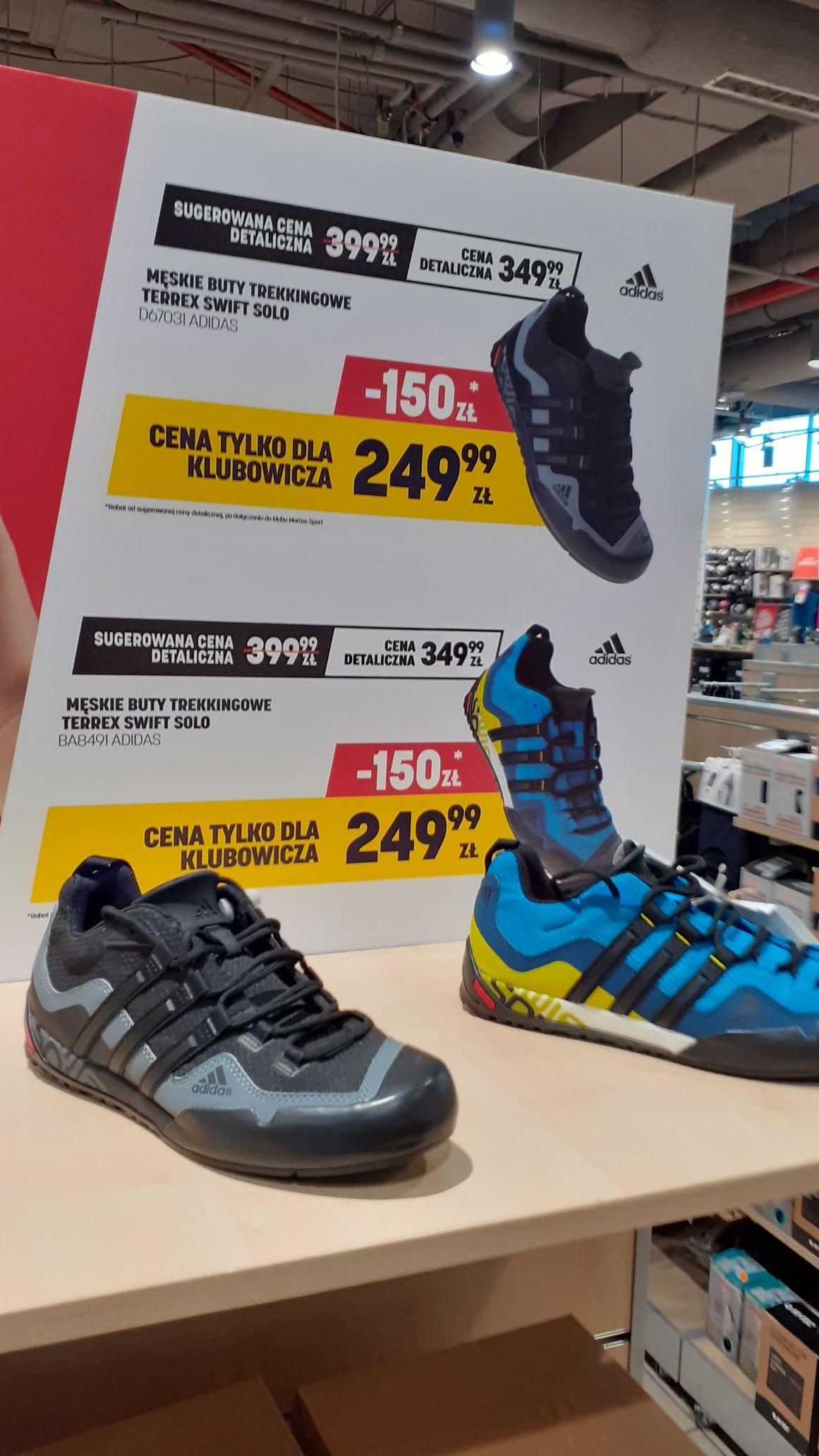 Buty Adidas Terrex swift solo Maters sport