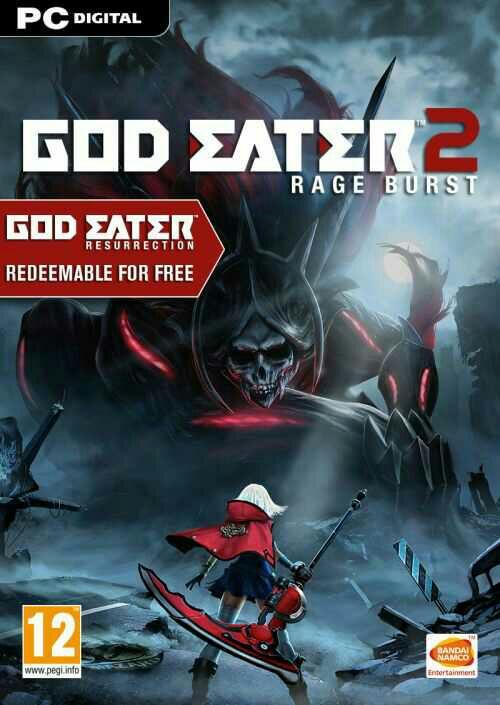 God Eater 2: Rage Burst - promocja Muve.pl