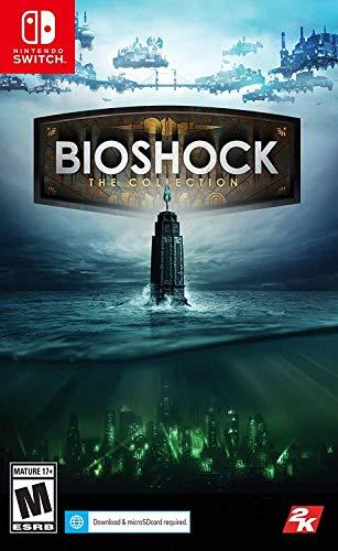 Gra BioShock: The Collection na Nintendo Switch w sklepie Amazon