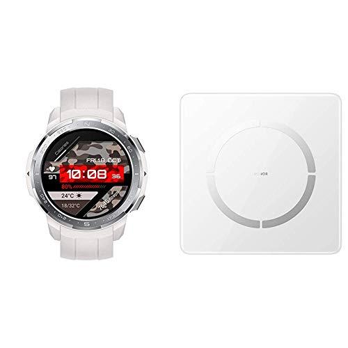 HONOR Watch GS Pro +waga honor smart scale 2 - amazon.de - 180Euro
