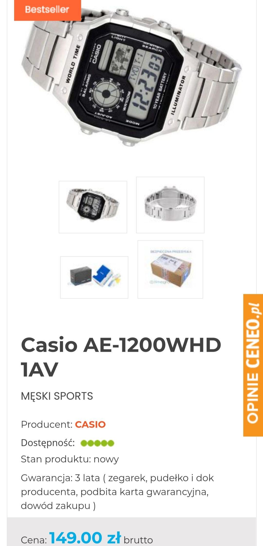 Casio AE-1200WHD 1AV