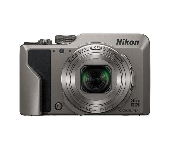 Nikon COOLPIX A1000 (srebrny) RTV-EURO-AGD