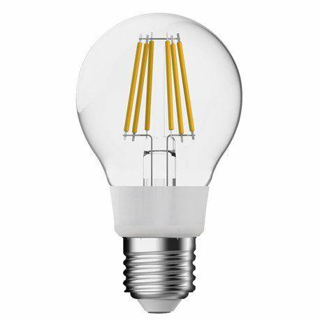 Żarówka LED zczujnikiem zmierzchowym Anslut E27, 806lm, 6,3/60W, 2700K