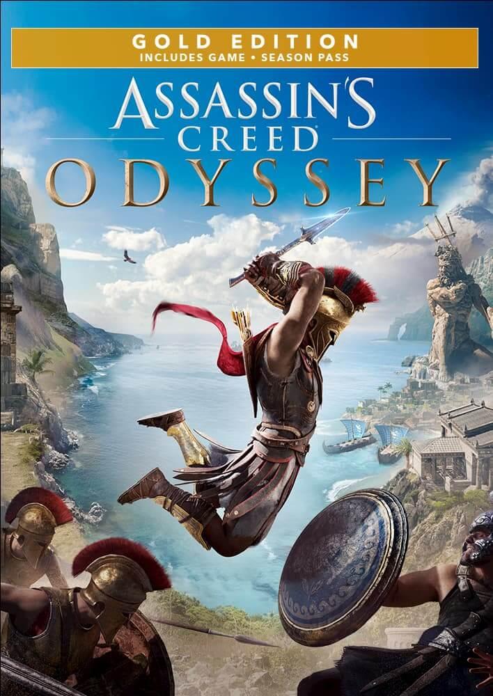AC Odyssey + AC III Remastered + Season Pass (2 obszerne dod. fabularne) za 391 rubli (20,08 zł - Revolut) na EPIC [VPN Rosja] z kuponem.