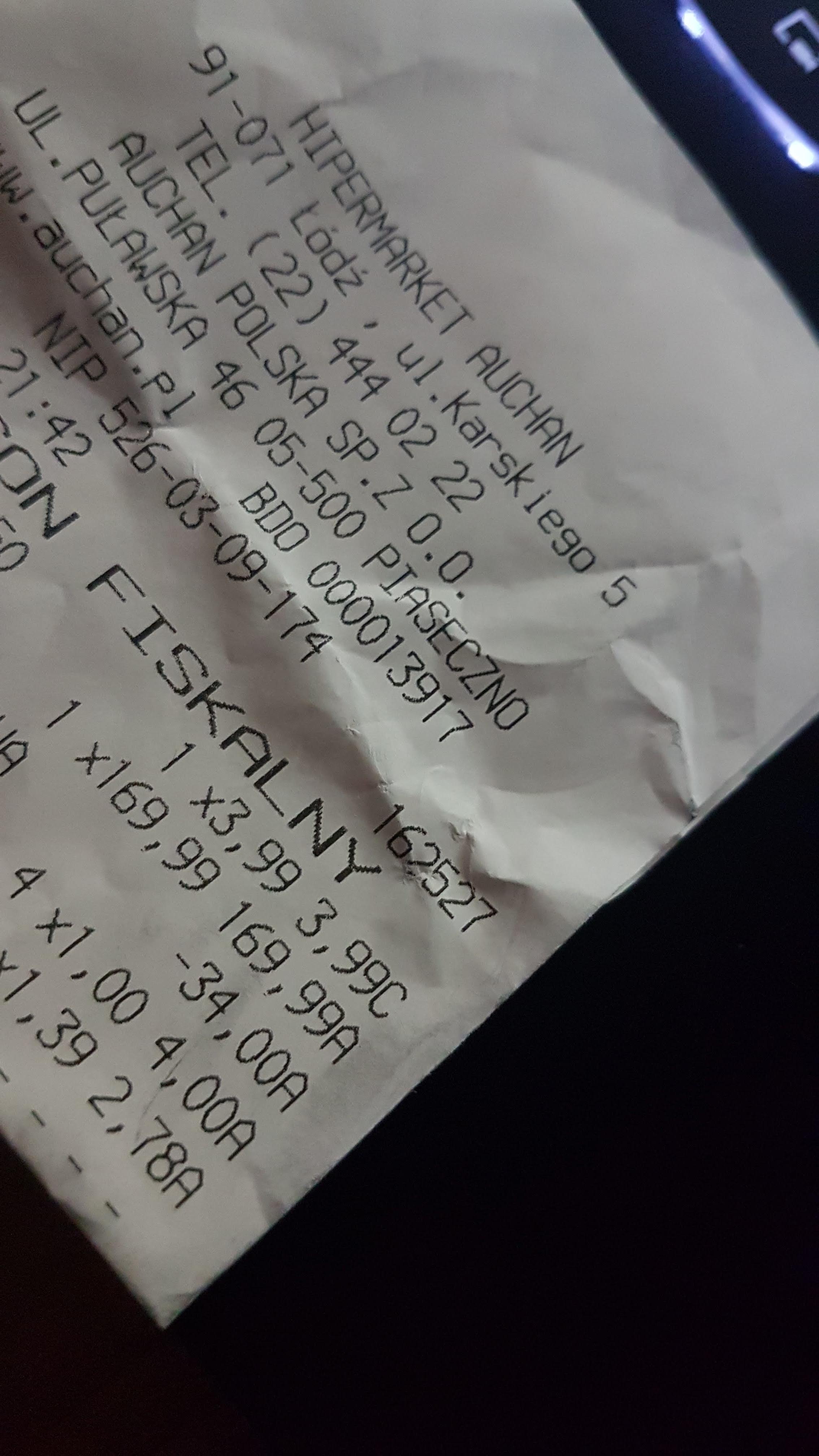 #Auchan Wyprzedaz RABAT 20% na ZABAWKI