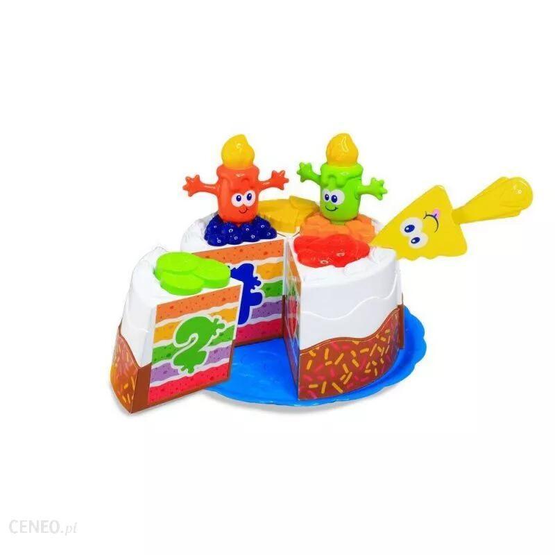 Dumel Discovery, torcikowa układanka, zabawka edukacyjna