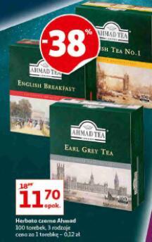 Herbata Ahmad Tea