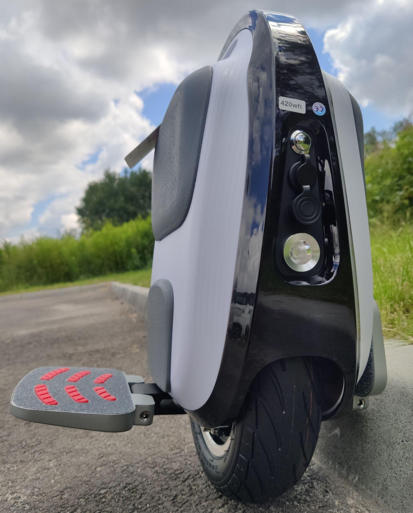 Monocykl elektryczny Mten3 tylko 10kg wagi Prędkość do 40 km/h wysyłka z Polski