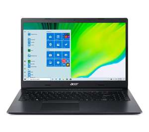 Laptop Acer Aspire 3 Ryzen 5 3500U 8GB RAM 512SSD Win10 @ Euro