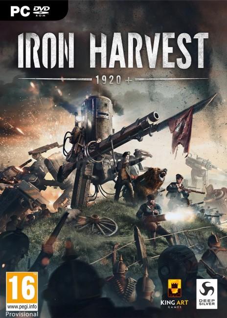 [PC] Iron Harvest (darmowy odbiór w salonach) @Komputronik