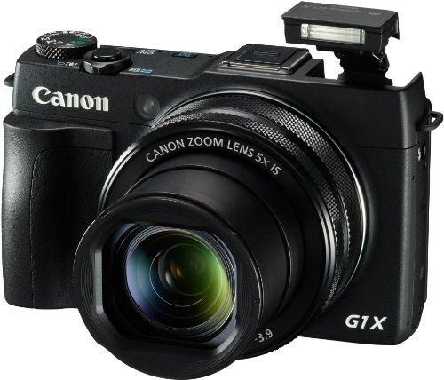 Canon G1 X Mark II za ok. 1940zł (12,8 Mpx; Wi-Fi; NFC) @ Amazon