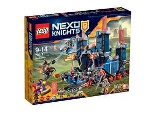 Lego Nexo Knights Zamek 70317 za ~280zł z dostawą @ Amazon.fr