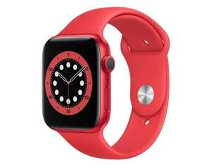 SmartWatch APPLE Watch Series 6 GPS Koperta 44 mm (product RED)