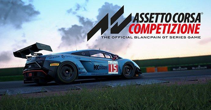 Assetto Corsa Competizione (Steam)