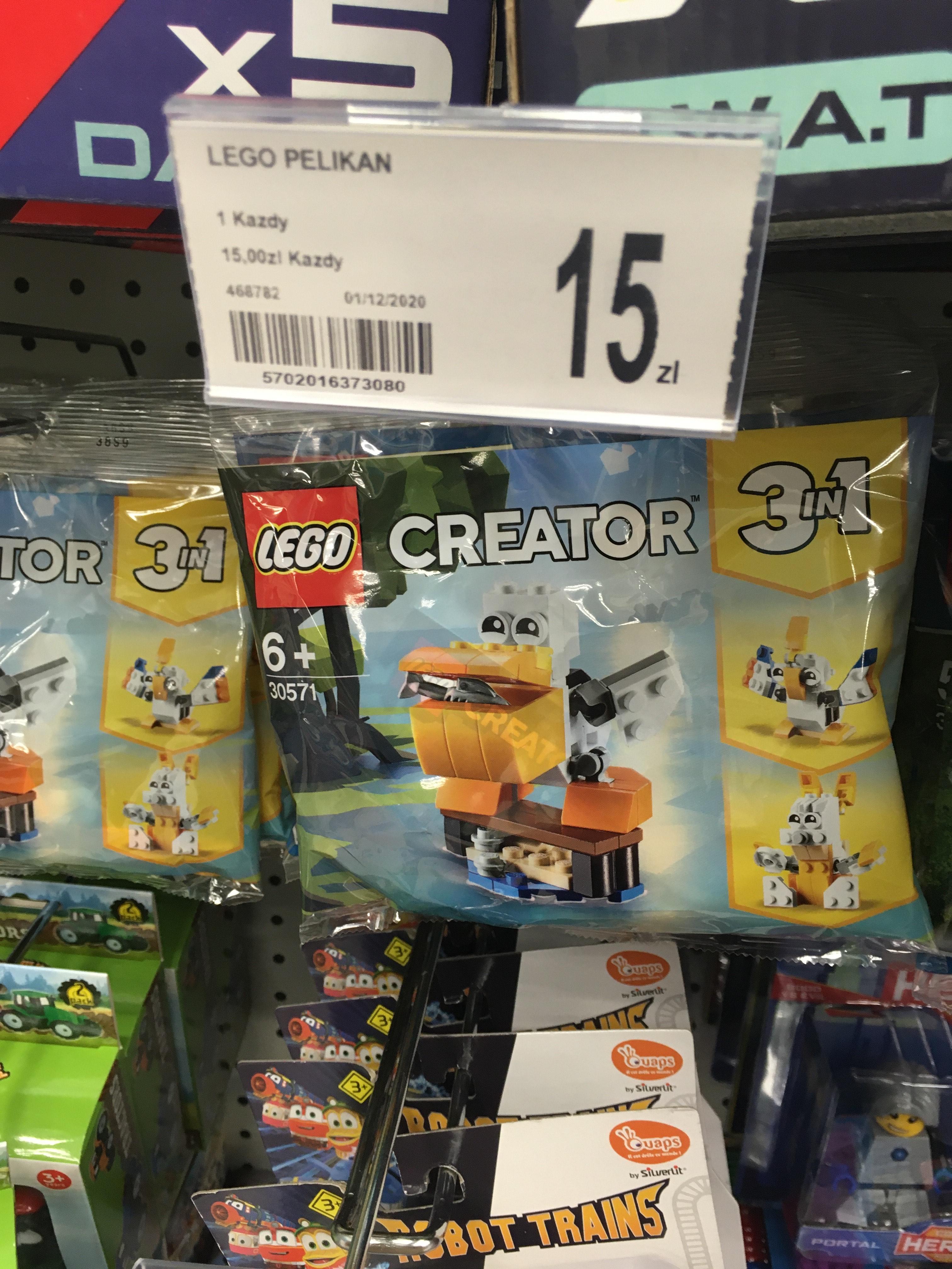 Lego Pelikan 3w1 30571 Dealz Oława
