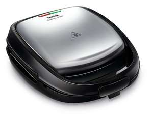 Opiekacz/gofrownica TEFAL SNACK TIME 2 SW341D12