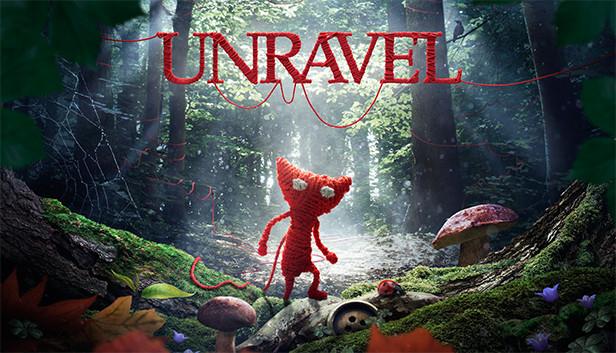 Unravel za 6,72 zł, Unravel Two za 6,72 zł i UNRAVEL YARNY BUNDLE za 10,08 zł @ Steam