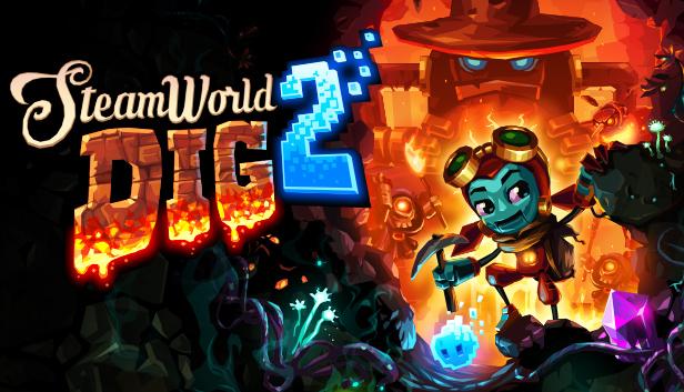 Gra SteamWorld Dig 2 Steam