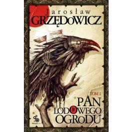 """eBook """"Pan Lodowego Ogrodu"""" Tom 1 - Jarosław Grzędowicz"""