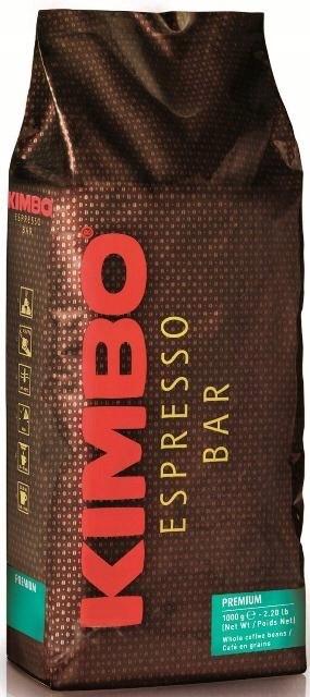 Kawa Kimbo Espresso Bar Premium 1kg